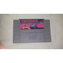 Firepower 2000 - Paralela Super Nintendo