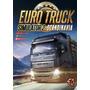 Euro Truck Simulator 2:scandinávia + Brinde(mapa Brasil) Pc