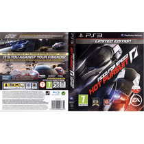 Ps3 - Need For Speed Hot Pursuit - Míd Fís - Original - Semi