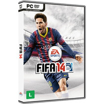 Fifa 14 2014 Pc Dvd - Midia Fisica, 100% Portugues, Original