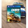 Dirt Rally Código Psn Ps4 Lançamento 05/04