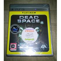Ps3 Dead Space 2 (platinum) (mídia Física) (lacrado)