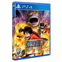 Jogo Ps4 One Piece Pirate Warriors 3 Pré-venda (envio 28/08)