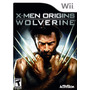 Jogo X-men Origines: Wolverine Novo Nintendo Wii
