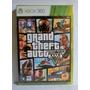 Grand Theft Auto - Gta V 5 - Xbox 360 - Lacrado Novo