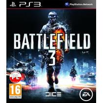 Battlefield 3 - Ps3 - Cod Psn Envio Na Hora