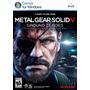Metal Gear Solid V Frete Grátis.