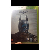 Jogo Batman Arkham Origins Xbox 360