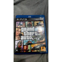Grand Theft Auto 5 Ps3 Gta 5 Português Midia Fisica