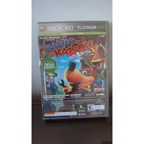 Banjo Kazooie E Viva Pinata Jogo Xbox 360 Lacrado
