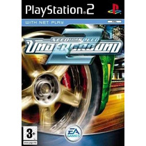 Need For Speed Underground 2 - Patch Play2 Ps2