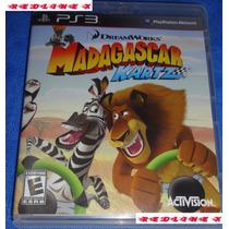 Madagascar Kartz Ps3 Impecável