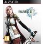 Ps3 - Final Fantasy 13 - Midia Fisica - Semi Novo