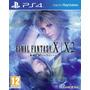 Final Fantasy X/x-2 Hd Remaster Ps4 Secundária Original