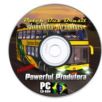 Simulador De Ônibus Brasileiros V.20.1 Box Completo - 18 Wos