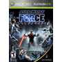 Star Wars The Force Unleashed Xbox 360 Platinum Hits A6450