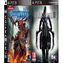 Darksiders + Darksiders 2 Ps3 Psn Midia Digital