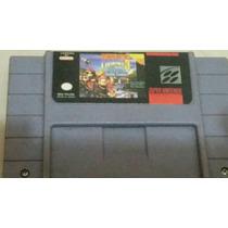 Donkey Kong Country 3 Dixie Kongs - Super Nintendo