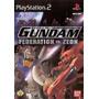 Jogo Ps2 - Mobile Suit Gundam Federation Vs Zeon