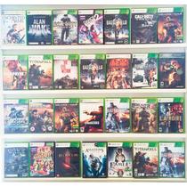 Jogos Xbox 360 Usados Super Promoção A Pronta Entrega