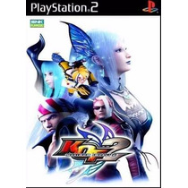 Jogo Ps2 The King Of Fighters Maximum Impact 2
