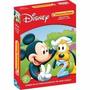 Jogo Educativo Disney Primeiros Passos - Pc Dvd Rom Lacrado