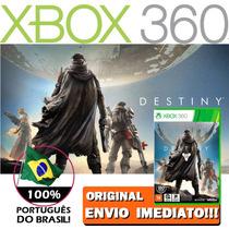 Jogo Destiny Xbox 360 - Jogo Original Barato - Edição Pt Br