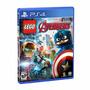 Lego Marvel Vingadores Avengers Ps4 Mídia Física Pt Br