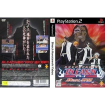 Bleach Hanatareshi Ps2 Patch + 2 De Brinde