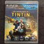 As Aventuras De Tintin Ps3 Midia Fisica Frete R$10,00