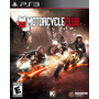 Motorcycle Club Playstsation 3 - Jogo Moto Midia Fisica