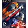 Need For Speed Hot Pursuit # Ps3 # Lacrado Original Black