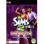 The Sims 2 Vida Noturna Jogo Pc Original Lacrado