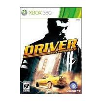Driver San Francisco Xbox 360 Original