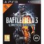 Battlefield 3 Limited Edition - Ps3 - Mídia Original