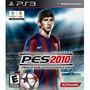 Jogo Do Ps3 Pro Evolution Soccer 2010