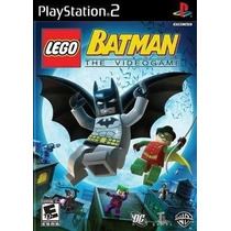 Lego Batman The Video Game Ps2 Patch - Impresso