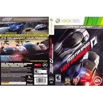 Xbox 360 - Need For Speed Hot Pursuit - Míd Fís - Semi
