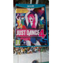 Jogo Video Game Nintendo Wii U Pal Just Dance 4