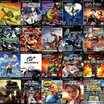 Resident Evil 4 Playstation 2 (kit 20 Jogos Ps2 Frete Grátis