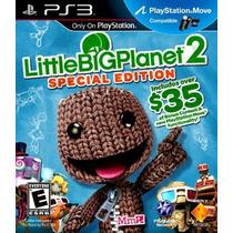 Little Big Planet 2 Original Ps3