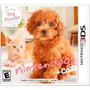 Jogo Do 3ds Nintendogs + Cats: Toy Poodle & New Friends