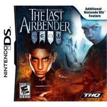 The Last Airbender - Nintendo Ds Ou 3ds- Original - Lacrado