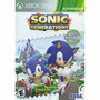 Sonic Generations Xbox 360 Original Mídia Física Rcr Games