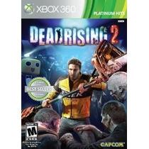 Jogo Dead Rising 2 Xbox 360 Original X360 Dr2 Zumbis