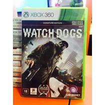 Jogo Watch Dogs Xbox 360 Em Português. Lacrado, Novo