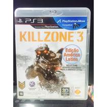Jogo Killzone 3 Playstation 3. Lacrado Em Português