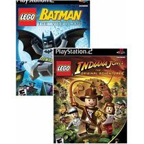 Patch Kombo 2games Lego Batman+ Indiana Jones Patch Play2