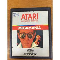 Fita De Atari Mega Mania