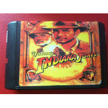 Indiana Jones!!mega Drive!